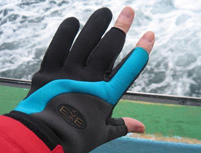 釣り用手袋