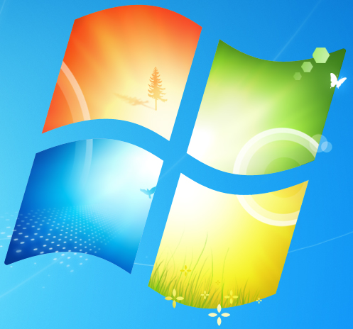 Windows 7 ロゴ